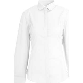 Kleidung Damen Hemden Brook Taverner Trevi Weiß