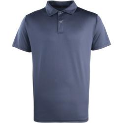 Kleidung Polohemden Premier PR612 Marineblau