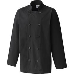 Kleidung Herren Jacken / Blazers Premier PR657 Schwarz