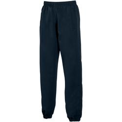 Kleidung Herren Jogginghosen Tombo Teamsport TL047 Marineblau