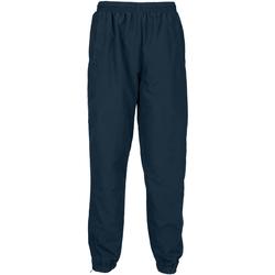 Kleidung Herren Jogginghosen Tombo Teamsport TL048 Marineblau