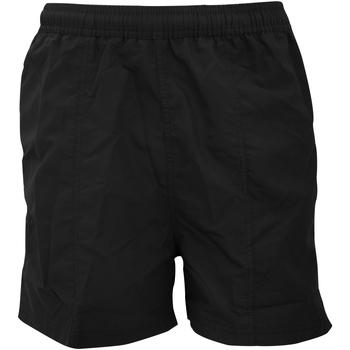 Kleidung Herren Shorts / Bermudas Tombo Teamsport TL080 Schwarz