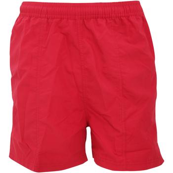 Kleidung Herren Shorts / Bermudas Tombo Teamsport TL080 Rot