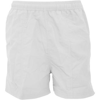 Kleidung Herren Shorts / Bermudas Tombo Teamsport TL080 Weiß