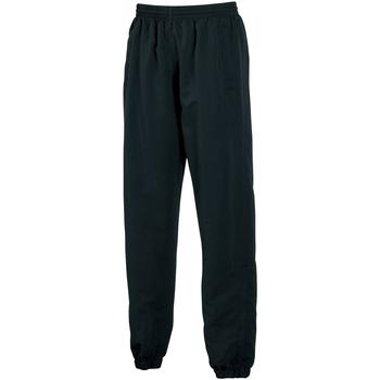Kleidung Jogginghosen Tombo Teamsport TL47B Schwarz