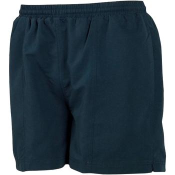 Kleidung Damen Shorts / Bermudas Tombo Teamsport TL80F Marineblau