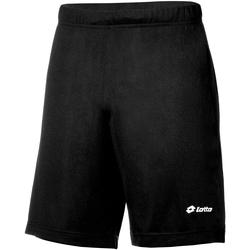 Kleidung Herren Shorts / Bermudas Lotto LT022 Schwarz