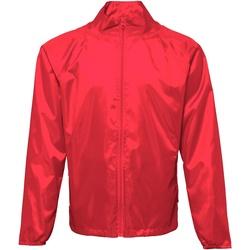 Kleidung Herren Windjacken 2786 TS010 Rot