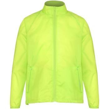 Kleidung Herren Windjacken 2786 TS010 Gelb