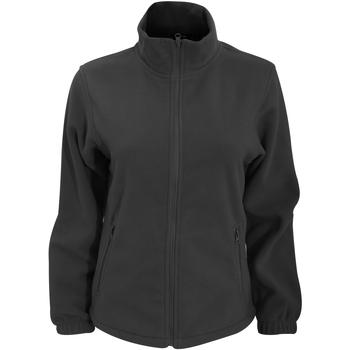 Kleidung Damen Fleecepullover 2786 TS14F Schwarz