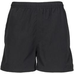 Kleidung Kinder Shorts / Bermudas Tombo Teamsport TL809 Schwarz