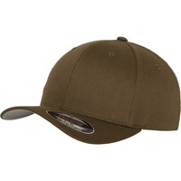 Accessoires Schirmmütze Yupoong FF6277 Olive
