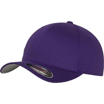Accessoires Schirmmütze Yupoong FF6277 Violett