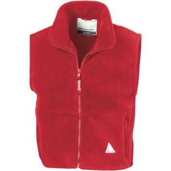 Kleidung Jungen Strickjacken Result RE37J Rot
