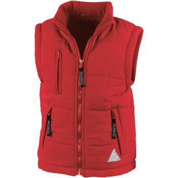 Kleidung Daunenjacken Result R88X Rot