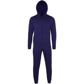 Kleidung Kinder Pyjamas/ Nachthemden Colortone CC01J Marineblau