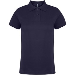 Kleidung Damen Polohemden Asquith & Fox  Marineblau