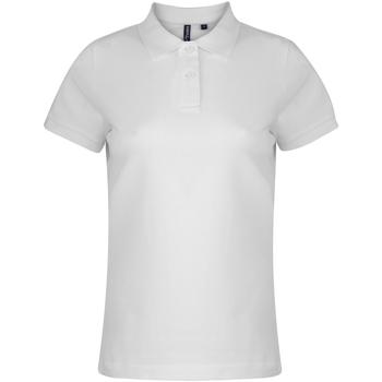 Kleidung Damen Polohemden Asquith & Fox  Weiß