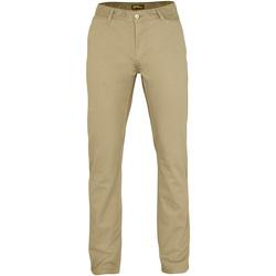 Kleidung Herren Chinohosen Asquith & Fox AQ050 Khaki