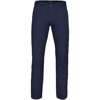 Kleidung Herren Chinohosen Asquith & Fox AQ050 Marineblau