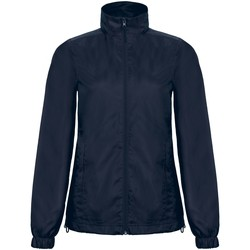 Kleidung Damen Windjacken B And C JWI61 Marineblau