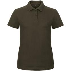 Kleidung Damen Polohemden B And C ID.001 Braun
