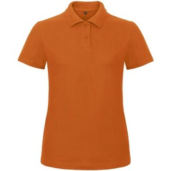 Kleidung Damen Polohemden B And C ID.001 Orange