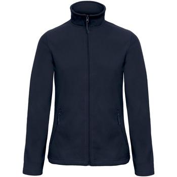 Kleidung Damen Fleecepullover B And C FWI51 Marineblau