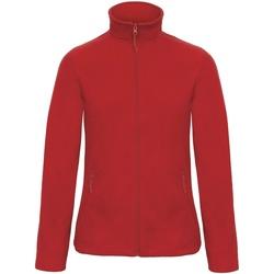 Kleidung Damen Fleecepullover B And C FWI51 Rot
