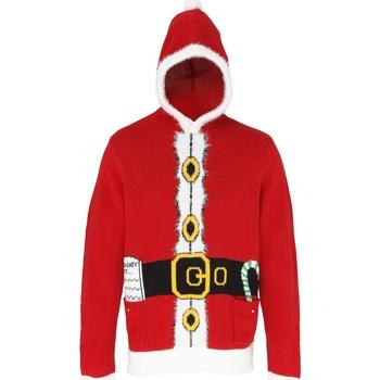 Kleidung Pullover Christmas Shop CS420 Rot