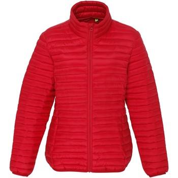 Kleidung Damen Daunenjacken 2786 TS18F Rot