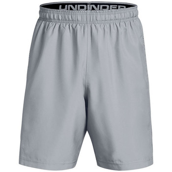 Kleidung Herren Shorts / Bermudas Under Armour Woven Graphic Short Grau