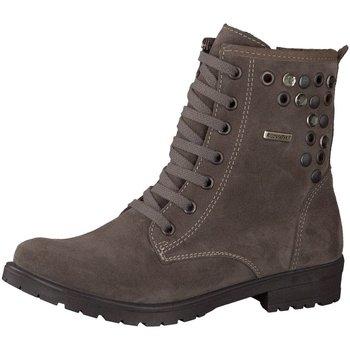 Schuhe Mädchen Stiefel Ricosta Schnuerstiefel DISANTA 62 7827700/467 grau