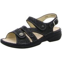 Schuhe Damen Sandalen / Sandaletten Finn Comfort Sandaletten Gomera 02562589099 schwarz