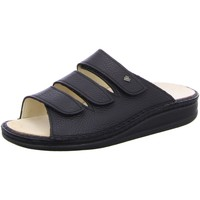 Schuhe Herren Pantoffel Finn Comfort Offene Korfu 01508055099 schwarz