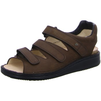 Schuhe Herren Sandalen / Sandaletten Finn Comfort Offene Tunis,havanna 1511-046028 braun