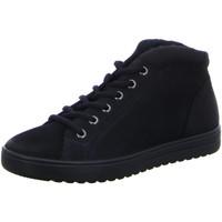 Schuhe Damen Sneaker High Ecco Schnuerschuhe Fara Winterboot 235343/2001NEU schwarz