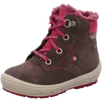Schuhe Mädchen Babyschuhe Legero Schnuerstiefel gore 7-00306-06 pink