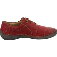 Schuhe Damen Derby-Schuhe Josef Seibel Fergey 20 Rot