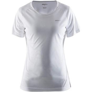 Kleidung Damen T-Shirts Craft CT86F Weiß