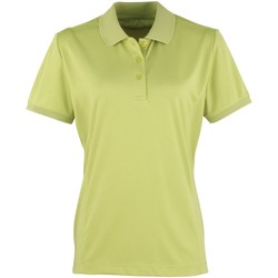 Kleidung Damen Polohemden Premier PR616 Limette