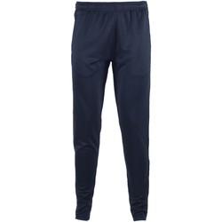 Kleidung Herren Jogginghosen Tombo Teamsport TL580 Marineblau