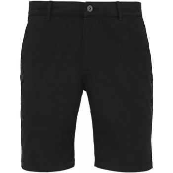 Kleidung Herren Shorts / Bermudas Asquith & Fox AQ051 Schwarz