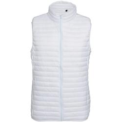 Kleidung Herren Daunenjacken 2786 Fineline Weiß