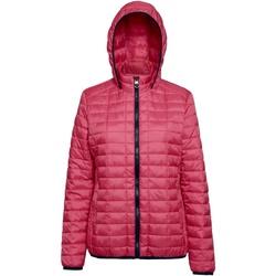 Kleidung Damen Daunenjacken 2786 TS23F Rot