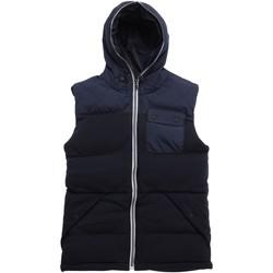 Kleidung Herren Jacken Brave Soul BS242 Marineblau