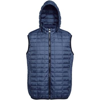 Kleidung Herren Daunenjacken 2786 Honeycomb Marineblau