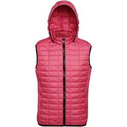 Kleidung Herren Daunenjacken 2786 Honeycomb Rot
