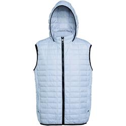 Kleidung Herren Daunenjacken 2786 Honeycomb Weiß