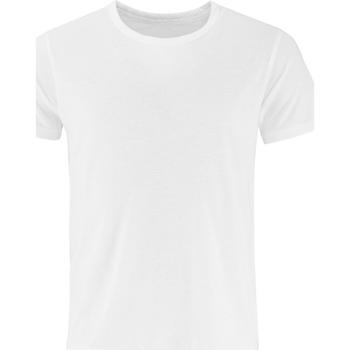 Kleidung Herren T-Shirts Comfy Co CC040 Weiß